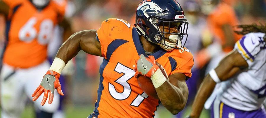 Los Broncos son favoritos para ganar en la NFL 2018 Semana 1.