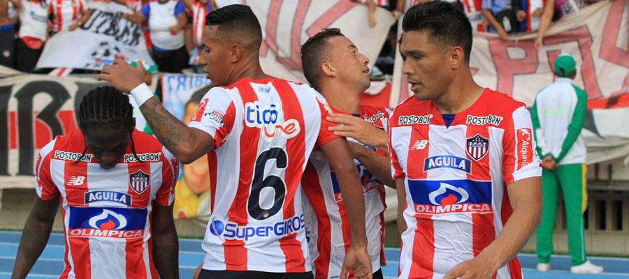 Junior es uno de los favoritos en las Semifinales Primera A Colombia Torneo Clausura 2018.