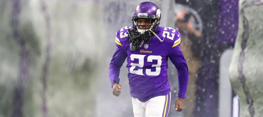 Los Vikings no son favoritos para la NFL 2018 Semana 11.