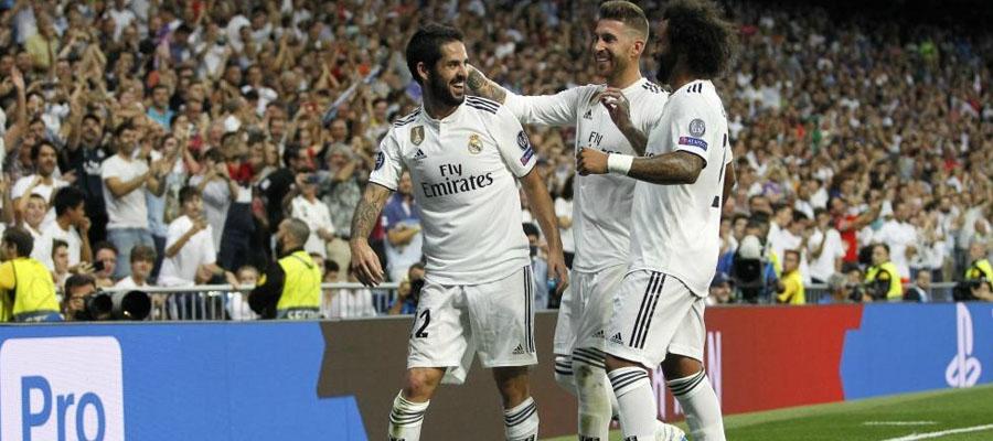 Espanyol vs Real Madrid será un juego cerrado.