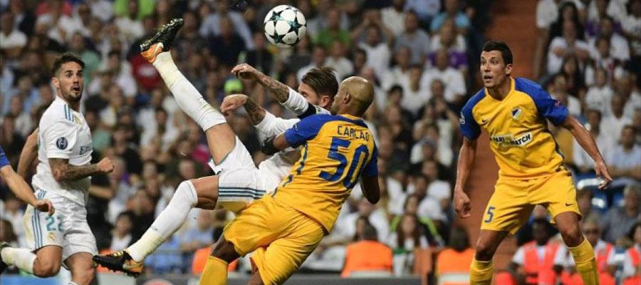 Real Betis vs Real Madrid será un juego crucial para Sergio Ramos y compañía.