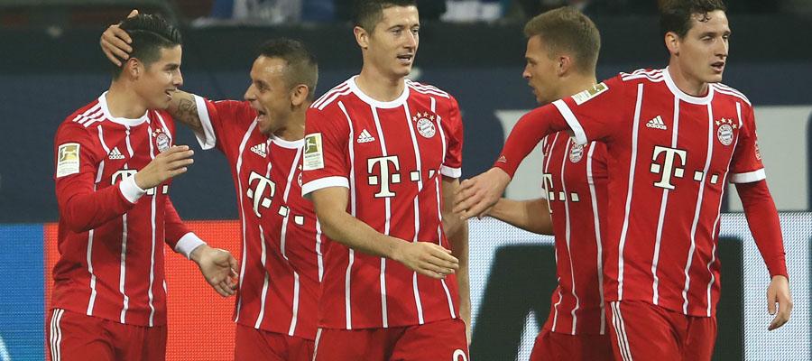 Liverpool vs Bayern Múnich UEFA Liga de Campeones 2019 (Octavos de Final).