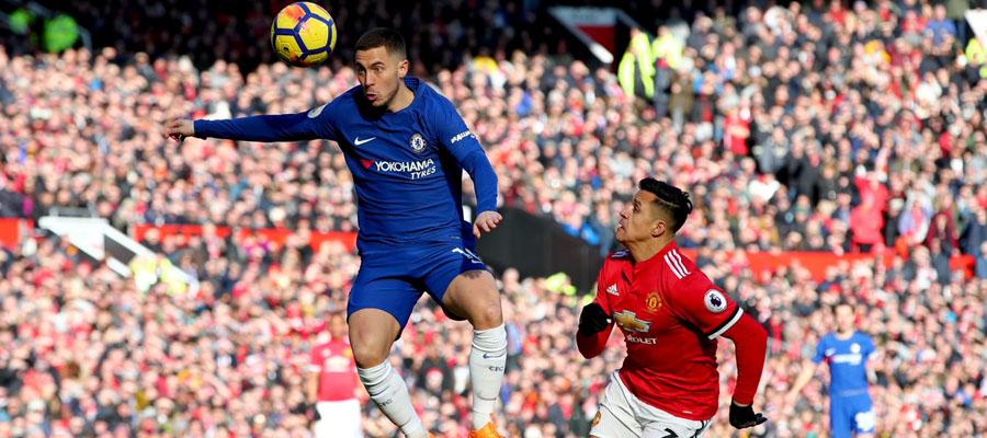 Manchester City vs Chelsea será un duelo muy disputado.