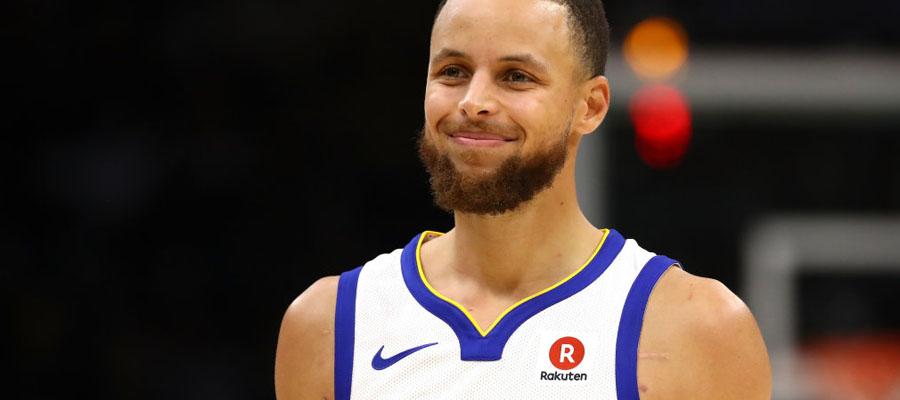 Los Warriors son favoritos en la NBA Semana 20.